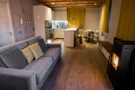 Apartaments Cal Nunci casa rural en Baga (Barcelona)