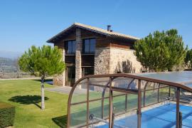 Cal Baró d´Abella casa rural en Cardona (Barcelona)