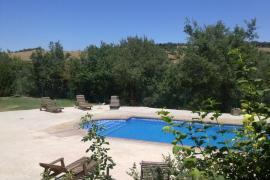Cal Farrés casa rural en Calonge De Segarra (Barcelona)
