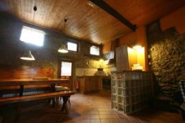 Cal Ferrer Nou casa rural en Alpens (Barcelona)