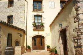Cal Grapisso casa rural en La Llacuna (Barcelona)
