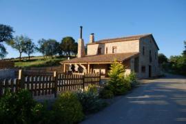 Cal Joan Pau casa rural en Pujalt (Barcelona)