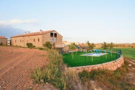 Cal Masover de Circuns casa rural en Montclar (Barcelona)