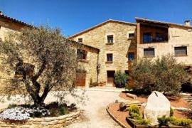 Cal Ros casa rural en Calonge De Segarra (Barcelona)