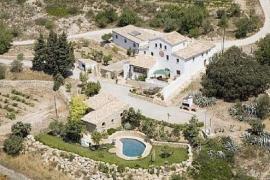Cal Simó casa rural en Canyelles (Barcelona)