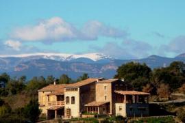 Cal Visó casa rural en Gaia (Barcelona)