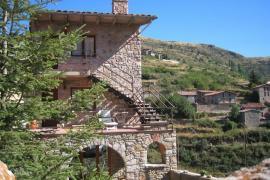 Cal Xesc casa rural en Castellar De N' Hug (Barcelona)