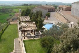 Can Bartomeu casa rural en Els Prats De Rei (Barcelona)