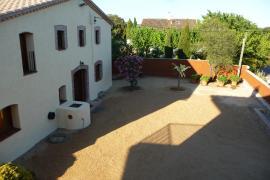 Can Carquetes casa rural en Tordera (Barcelona)