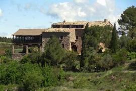 Can Gabarró Vell casa rural en Rubio (Barcelona)
