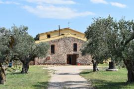 Can Llevorer casa rural en Santa Eulalia De Ronçana (Barcelona)