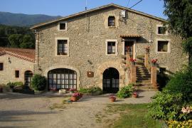 Can Marc casa rural en Sant Esteve De Palautordera (Barcelona)