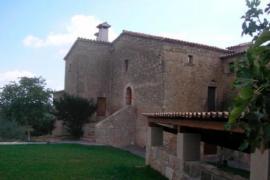 Casa Albareda casa rural en Viver I Serrateix (Barcelona)