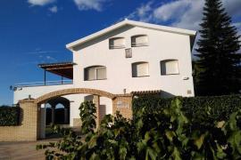 Casa Fontanals casa rural en El Pla Del Penedes (Barcelona)
