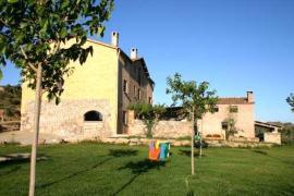 Collcervera casa rural en Olvan (Barcelona)