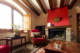 El Mas de Castelltallat casa rural en Sant Mateu De Bages (Barcelona)