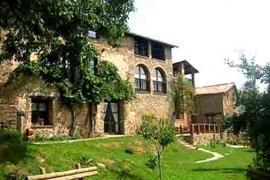 El Querol Vell casa rural en Borreda (Barcelona)