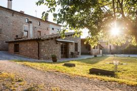 Els Plans de Cornet casa rural en Sallent (Barcelona)