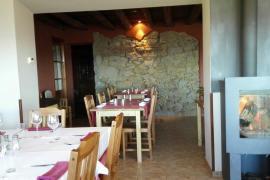 Hostal Cal Fuster casa rural en Viver I Serrateix (Barcelona)