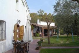 La Polvorería casa rural en Bigues I Riells (Barcelona)