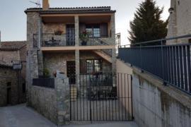La Rectoria Vella casa rural en Sant Marti Sesgueioles (Barcelona)