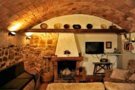 La Rovira casa rural en Sagas (Barcelona)