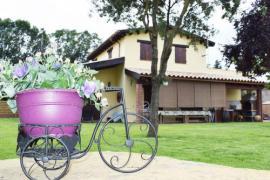 Les Prunes casa rural en Sobremunt (Barcelona)