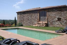 Mas El Soler De Terrades casa rural en Moia (Barcelona)