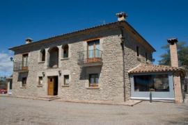 Mas Planoguera casa rural en Orista (Barcelona)