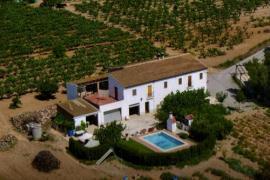 Mas Prat casa rural en El Pla Del Penedes (Barcelona)