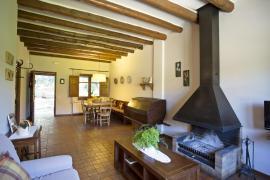 Mas Pratsevall casa rural en Taradell (Barcelona)