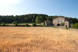 Mas Torigues casa rural en Santa Maria D' Olo (Barcelona)