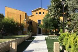 Masia Can Trabal casa rural en Olerdola (Barcelona)