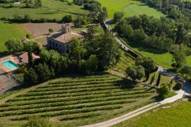 Masia Escrigas casa rural en Santa Maria De Merles (Barcelona)