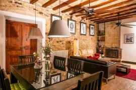 Masía Notari casa rural en Vilanova I La Geltru (Barcelona)