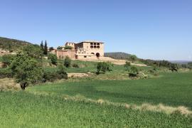 Masia Parcerisas casa rural en Rajadell (Barcelona)