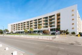 Apartamentos Dunamar casa rural en Monte Gordo (Algarve)