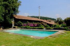 Quinta de São Vicente casa rural en Póvoa De Lanhoso (Braga)