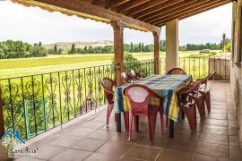 Camino de Las Hoces casa rural en Milagros (Burgos)