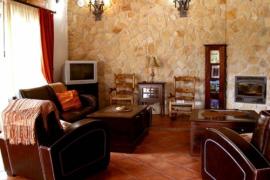 CampoelValle casa rural en Hacinas (Burgos)