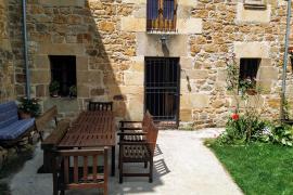 Casa El Sauco casa rural en Ailanes De Zamanzas (Burgos)