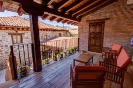 Casa Gustares casa rural en Vilviestre Del Pinar (Burgos)