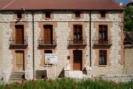 Casa Lazaro casa rural en Fuentemolinos (Burgos)