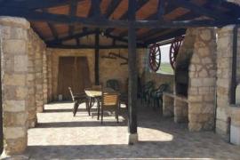 Castillo Goyito y Castillo Eugenio casa rural en Sasamon (Burgos)
