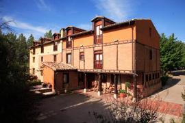 El Batan del Molino casa rural en Quintanilla - Tordueles (Burgos)