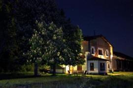 La Estación de Rabanera (Centro de Turismo Activo) casa rural en Rabanera Del Pinar (Burgos)