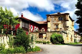 Posada Torre-Palacio de Los Alvarado casa rural en Merindad De Montija (Burgos)