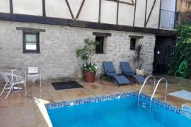 Apartamentos La Iguana casa rural en Hervas (Cáceres)