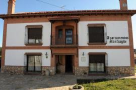 Apartamentos Rurales Monfragüe casa rural en Torrejon El Rubio (Cáceres)