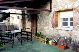 Apto. Rural San Jorge Bajo casa rural en Navaconcejo (Cáceres)